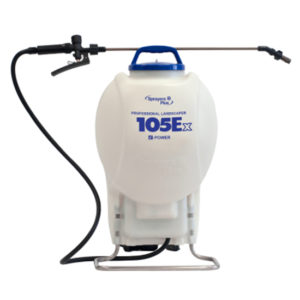 105Ex Electric Backpack Sprayer